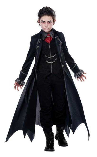 Costume de Vampire Gothique pour Garçon