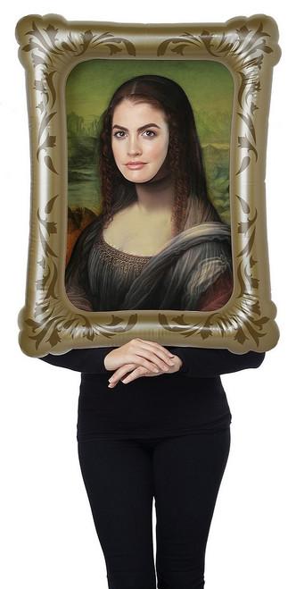 Costume Cadre Mona Lisa pour Femme