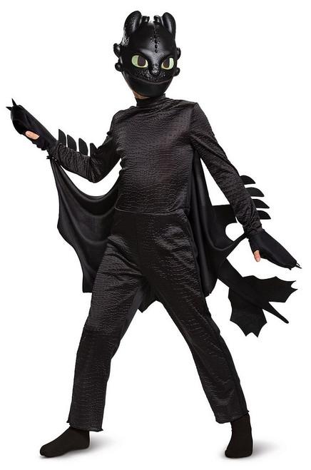 Costume de Krokmou Dragons pour Enfants