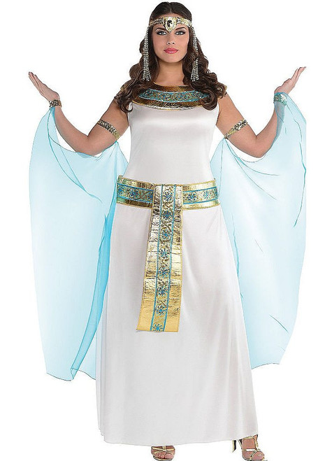 Costume de Cléopâtre pour Femme Plus