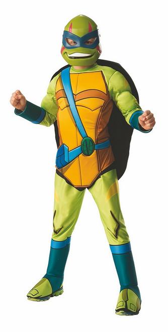 Costume Deluxe de Leonardo TMNT pour Enfants