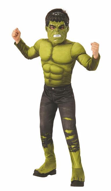 Déguisement Deluxe d'Hulk Avengers Enfant