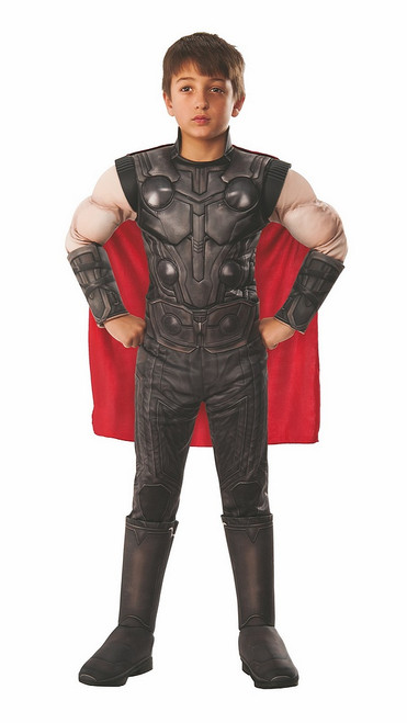 Costume Avengers Deluxe Thor pour Enfant