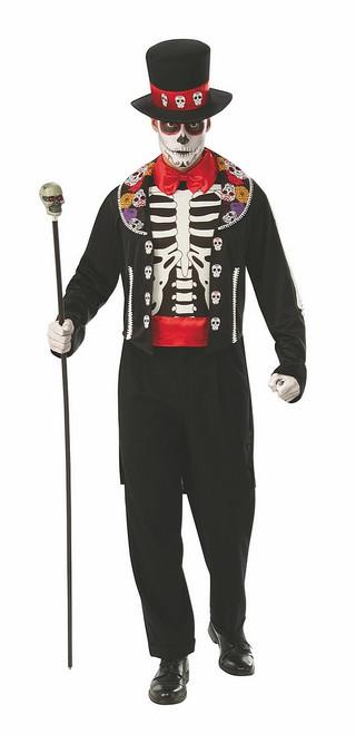 Costume du Jour des Morts pour Hommes