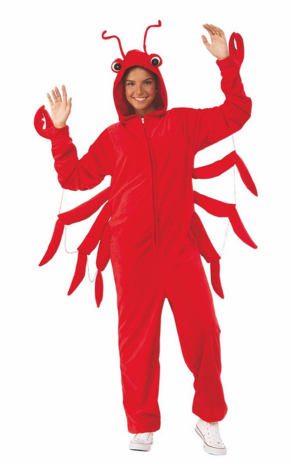 Costume de Homard Adulte Comfortable