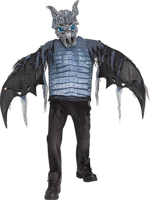 Costume Dragon des Glaces Game of Thrones Garçon