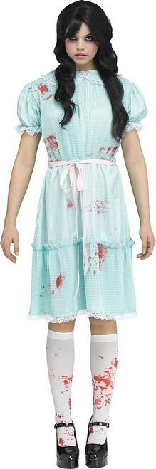 Costume de Jumelle Grady Effrayante pour Femme
