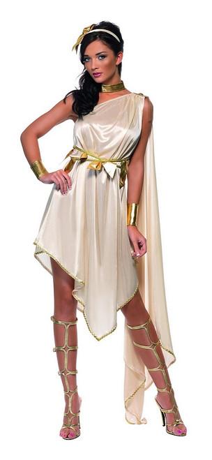 Costume de Déesse Dorée
