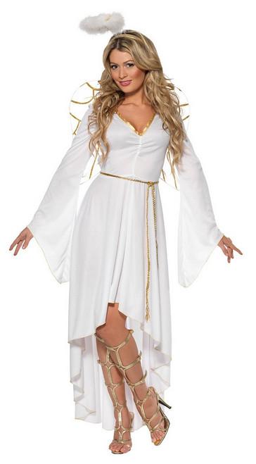 Costume d%u2019Ange pour Femme
