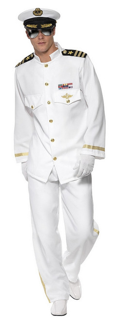 Costume de Luxe de Capitaine