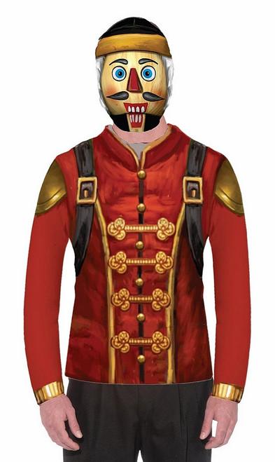 Costume de Casse-Noisette inspire par Fortnite Garçon