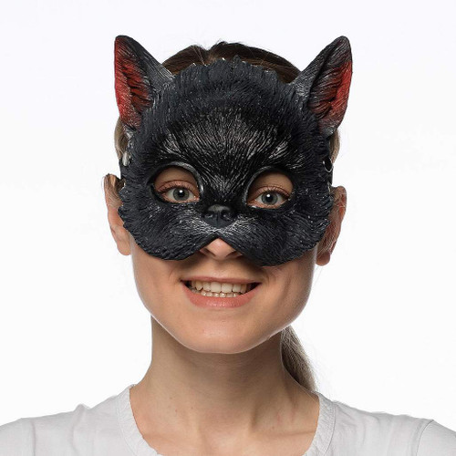 Masque de Chat Souple