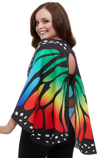 Ailes de Papillon Monarque en Tissu