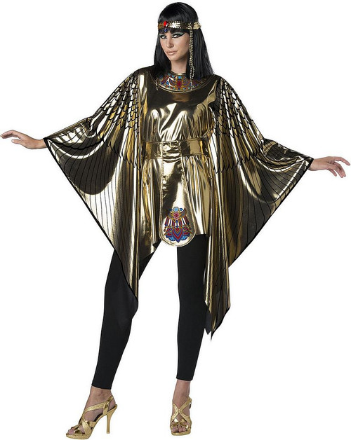 Costume Poncho Cléopâtre