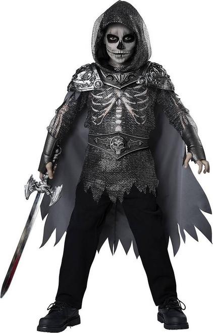 Costume de Chevalier Squelette Garçon