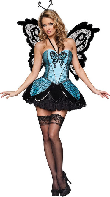 Beau papillon adulte Costume