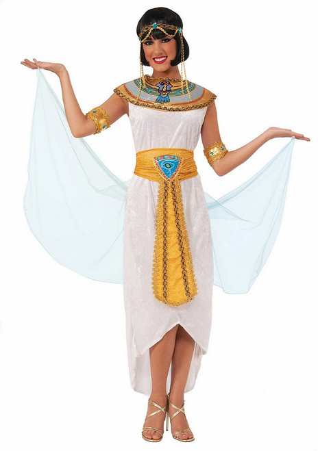 Costume De Reine Egyptienne pour Femme