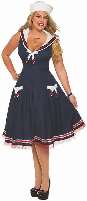 Costume De Marin Femme