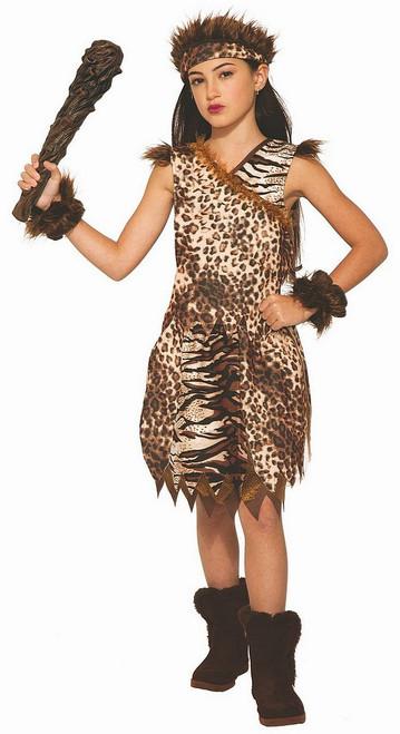 Costume De Princesse Des Cavernes