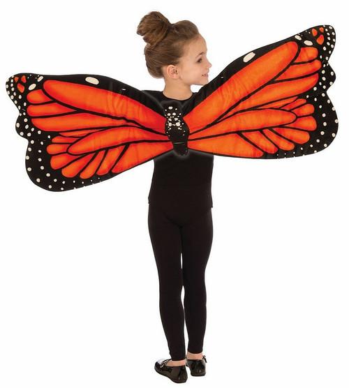 Ailes De Papillon en Peluche