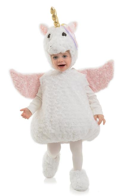Costume Licorne Petit Ventre pour Bébés