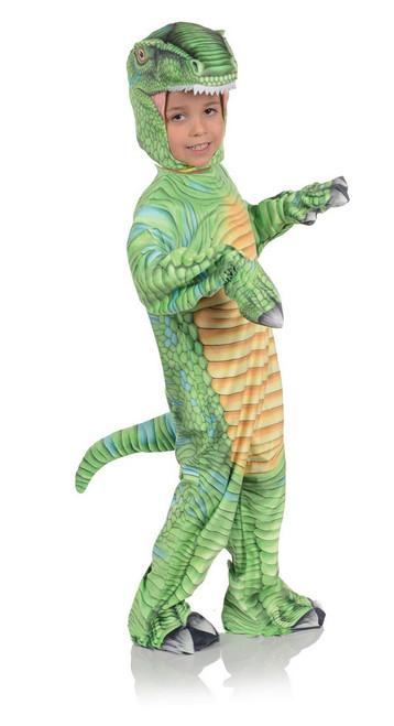 Costume de T-Rex Vert pour Bambin