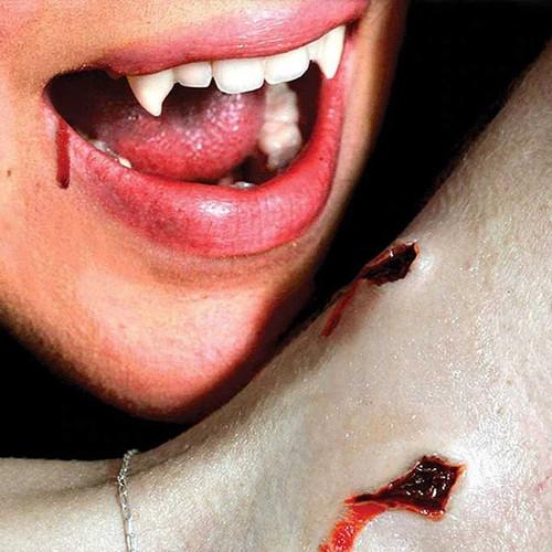 Maquillage 3D F/X Morsure de Vampire