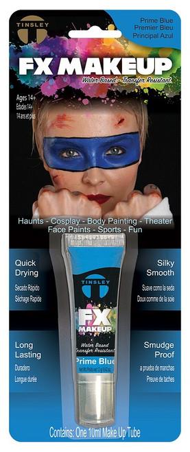 Tube de Maquillage Bleu Primaire