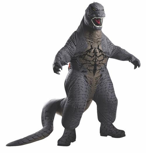 Costume de Godzilla Gonflable pour Enfant