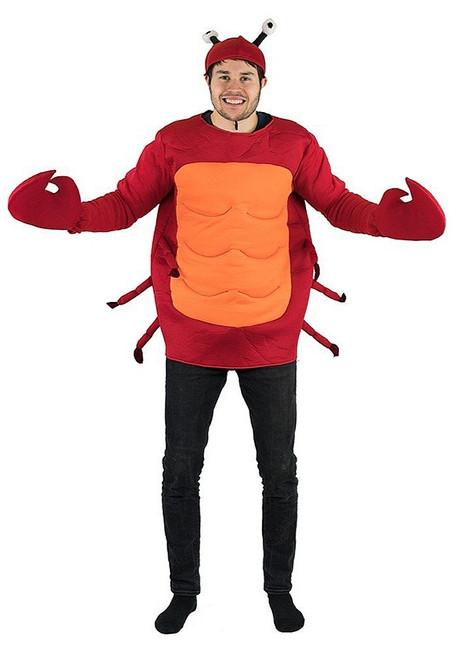 Costume de Crabe en Mousse pour Adulte