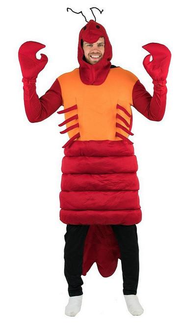 Costume de Homard en Mousse pour Adulte