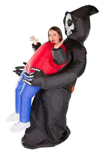 Costume de Faucheuse Gonflable Adulte