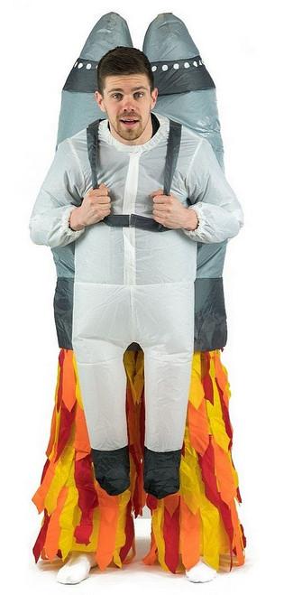Costume de Jetpack Gonflable Adulte