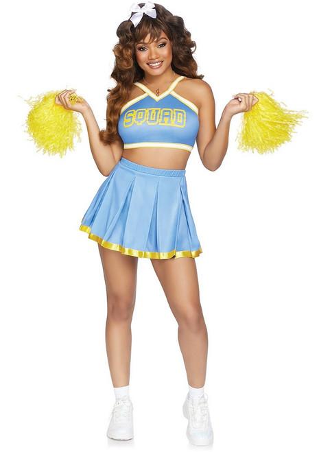 Costume de Pom Pom girl Squad