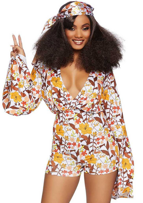 Costume Boogie Down Babe pour Femme
