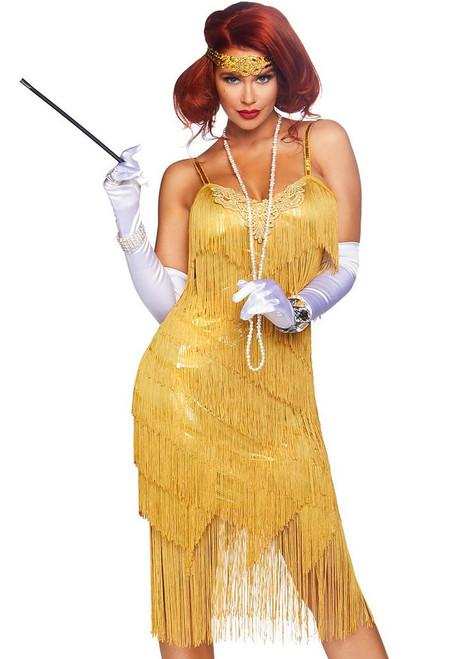 Costume de Superbe Daisy des Années 20