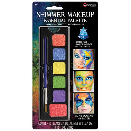 Palette Maquillage Essentiel Chatoyant
