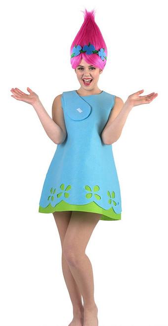 Costume de Princesse Troll Femme
