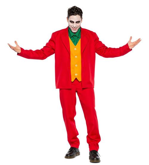 Costume Rouge Joker