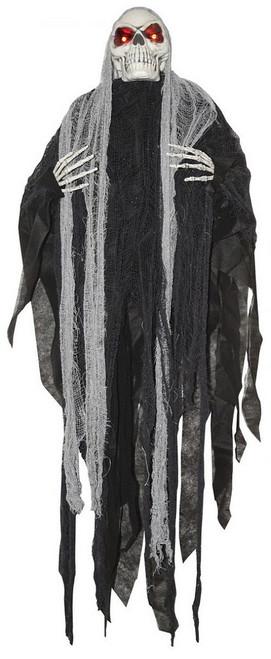 Faucheuse déchiquetée - Décor noir de 6 pouces