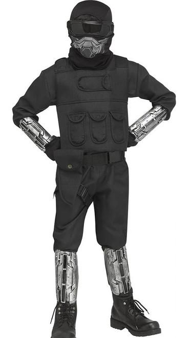 Costume de Guerrier de Jeu inspire par Fortnite pour Garçon