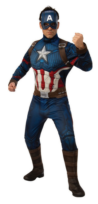 Endgame Costume Captain America Deluxe Adulte