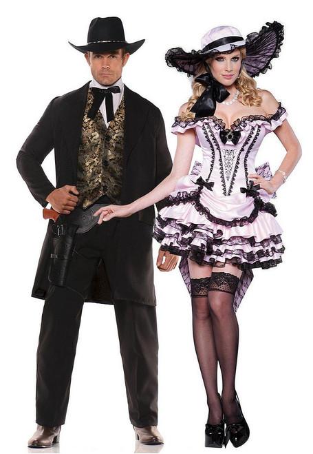 Le joueur et le costume de couple Belle du Sud