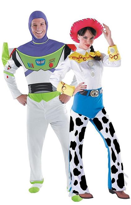 Jessie et Buzz Toy Story Costume de couple