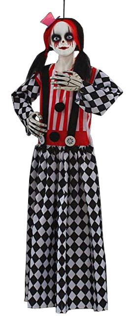 "Hanging Clown Doll 36"""
