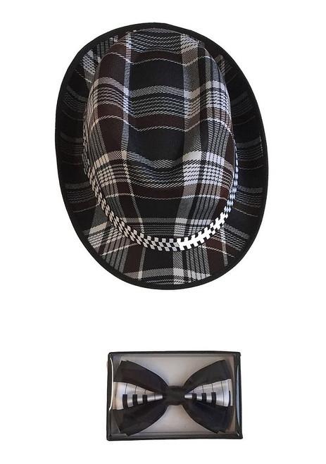 Artiste Bow Tie et Kit Hat