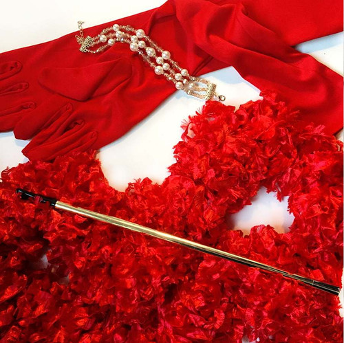 1920 Red Love Kit femme