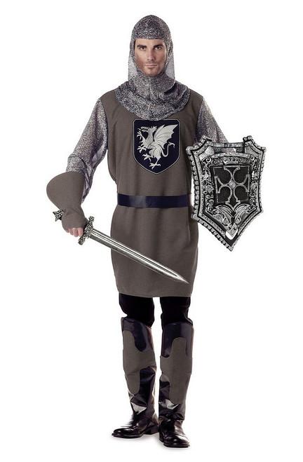 Costume de Vaillant Chevalier pour Homme