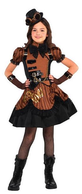 Costume de Steampunk pour Fille