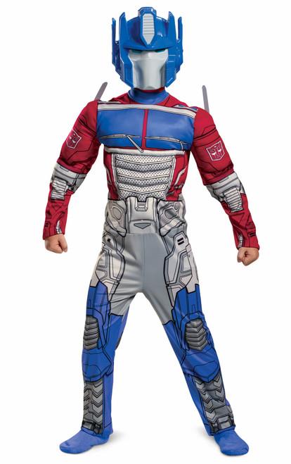 Optimus Prime muscle pour enfant